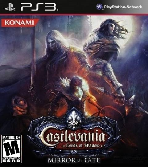 Castlevania Llords of Shadow----12