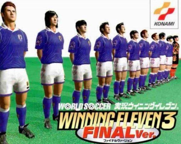 wining eleven 3