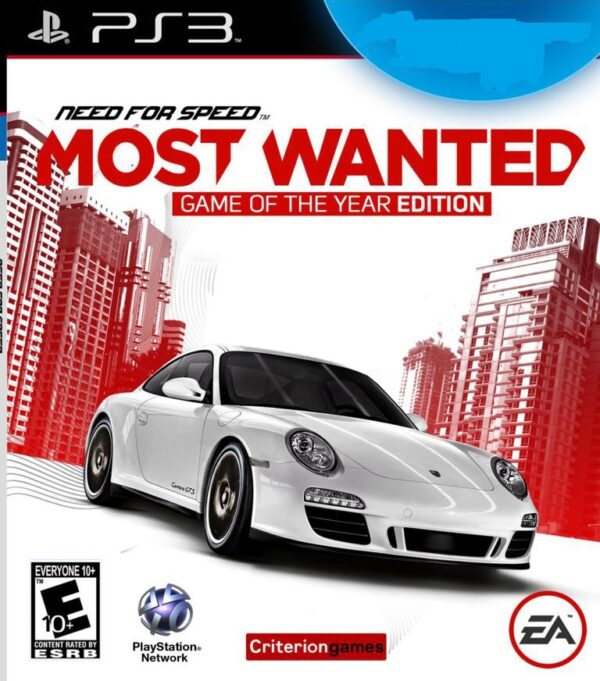 Need for Speed Most Wanted 2